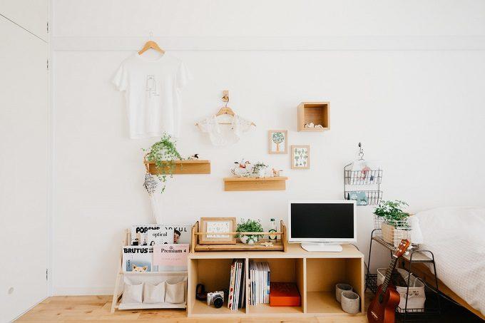 一人暮らしにおすすめの収納家具。空間を狭く感じさせない家具の選び方をお教えします