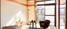 和室のおしゃれなインテリア。賃貸アパートや団地におすすめの家具選びやレイアウト実例