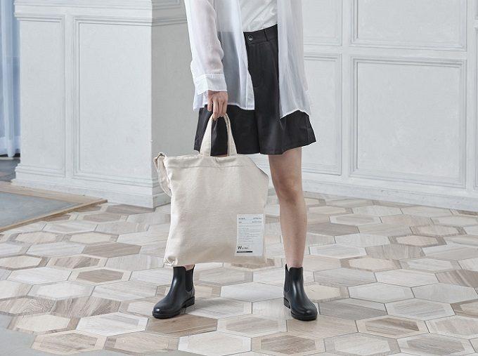 荷物が多くなる通勤や買い物に、頼りになるのはこの形。シンプルで使いやすいトートバッグ特集