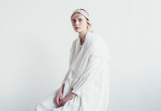 人と地球にやさしい。天然素材ならではのナチュラルな風合いが魅力的な「nest Robe」の新作