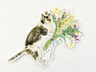 母の日ギフトと共に贈りたい。「Paper message」の心ときめくメッセージカード