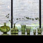 日々の暮らしを涼やかに彩るガラス。伝統工芸品「津軽び...