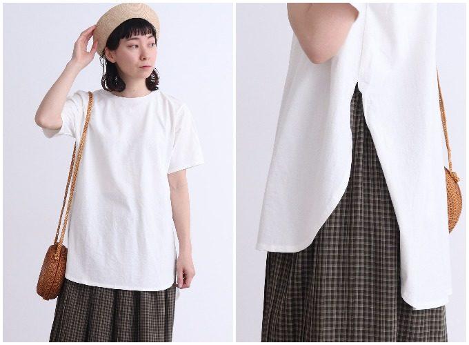 やっぱり頼れるTシャツ。マンネリ化させない大人の最旬着こなし術<6選>