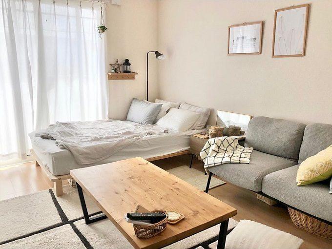 一人暮らしのお部屋に置きたい。理想の「テーブル選び」の5ポイントと実例