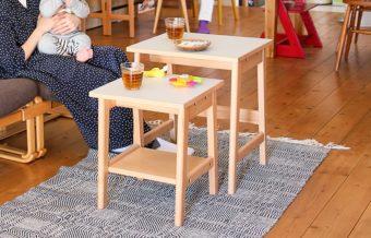 畳める・重なるから狭い部屋でも活躍。BEAMS DESIGN×ニトリの家具シリーズ&活用法