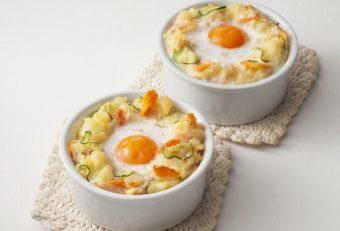 調理時間たったの10分。朝の忙しい時にも役立つ時短で美味しい卵料理レシピ<4選>