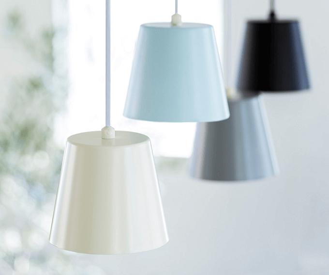 居心地のいいお部屋は灯りから。北欧風のシンプルおしゃれな「aina」のペンダントライト特集