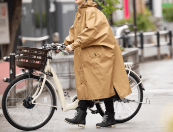 雨も晴れも心地良く。機能性とデザイン性が両立したレインウェアが見つかる「アメトハレ」