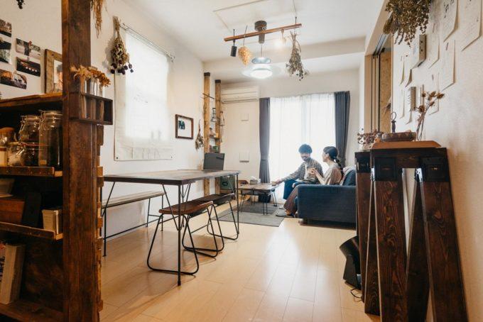 広々とくつろげる部屋作りのコツとは?タイプ別でわかるLDKの家具レイアウト実例集