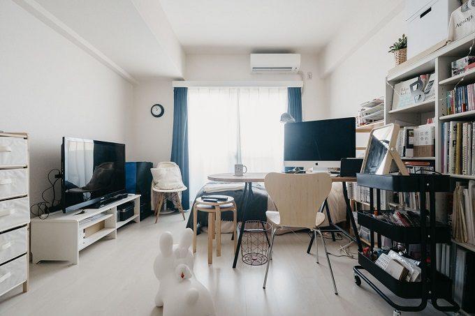 自然と綺麗な部屋がキープできる。片付け上手さんの「部屋が散からない」4つのルール