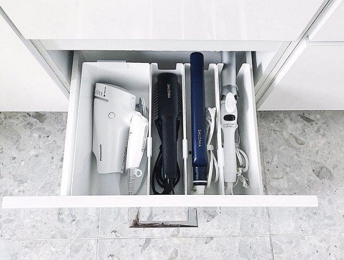 片付かない洗面所は卒業!無印良品・ニトリetc.でできるスッキリ収納アイデア8選