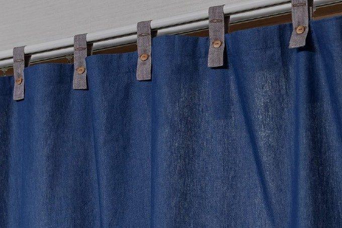 突っ張り棒×カーテンで簡単DIY。快適な暮らしを叶える目隠し&間仕切りアイデア活用例