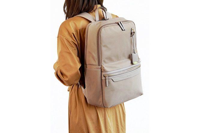 普段使いにも通勤にも使える。ポケット充実・たっぷり入るきれいめリュック<3選>