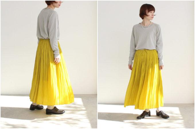 「夏スカート」は鮮やかカラーを選びたい。色別おすすめの着こなし術
