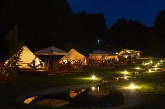 夏のお出かけにおすすめ。<関東エリア>グランピングを満喫できる施設3選