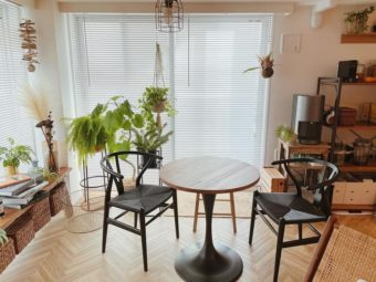 憧れのカフェ風インテリアに。おしゃれな部屋づくりのポイントと実例集