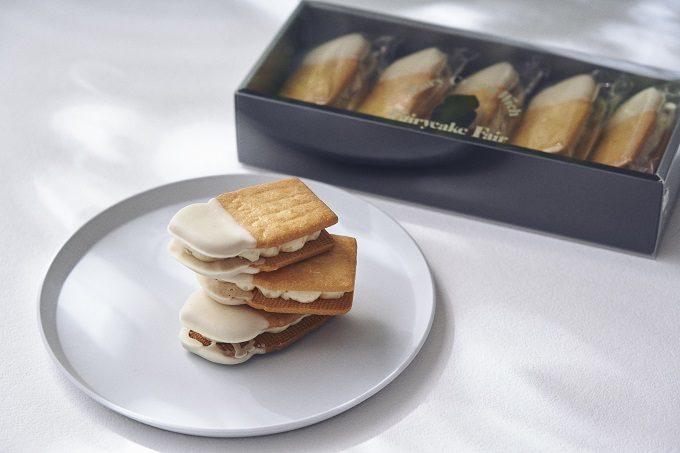 クッキーやサブレが夏仕様に。冷やして楽しむサンドスイーツのお取り寄せ<5選>