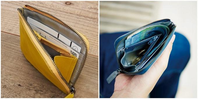 本当に欲しいものを形に。デザイナーと職人の技術が詰まった、「hmny」のシンプルな革財布