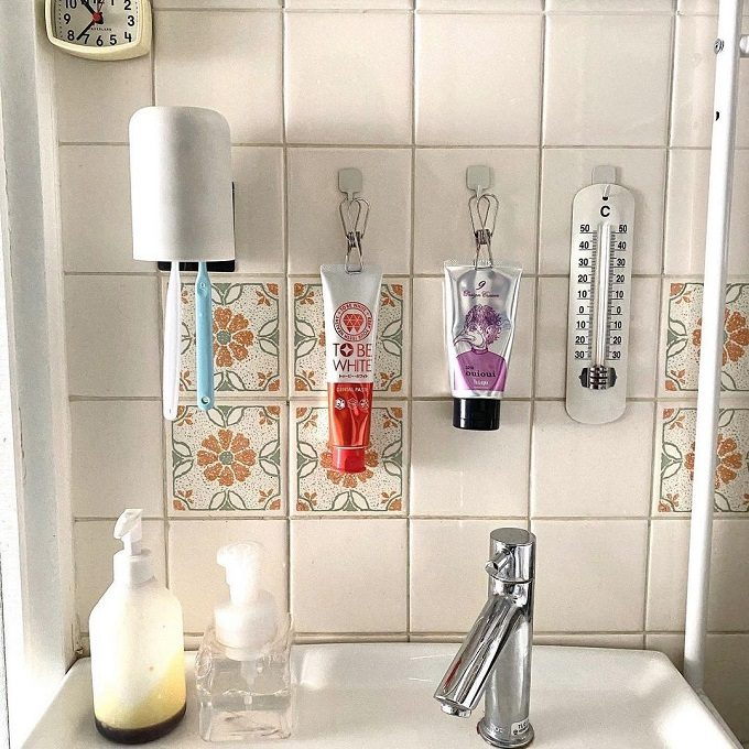 生活感が漂う洗面所が見違える。モノが多くてもすっきりおしゃれに見せる4つのポイント