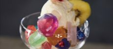 本物の宝石のような大人気スイーツを自宅で楽しく作れる。『きらきら鉱物菓子の作り方』