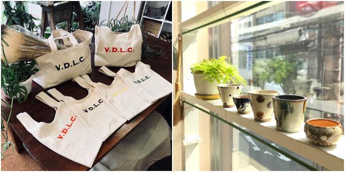軽くて柔らか。洗濯機で丸洗いできるのもうれしい、「V.D.L.C」の倉敷帆布トートバッグ