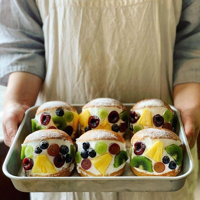 旬のフルーツたっぷり。わざわざ訪れてでも味わいたい滋賀県のカフェ「merci」のスイーツ