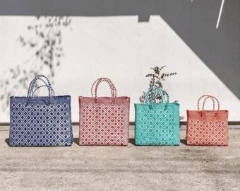 この夏絶対手に入れたい。メキシコ生まれのお洒落アイテム「メルカドバッグ」特集