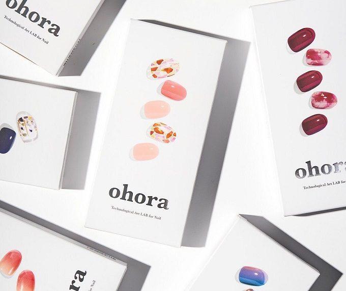 セルフジェルネイルをもっと自由に、簡単に。「ohora」でつくる新しい指先
