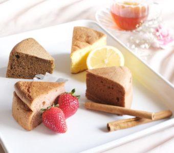 低糖質、低カロリーだから罪悪感なく楽しめる。「夢見菓子」のかわいくておいしいスイーツ