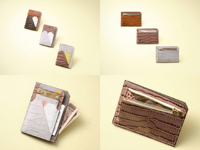 よりコンパクトで使いやすくなった。上質本革の経年変化も愉しめる、秋色ミニ財布<6選>