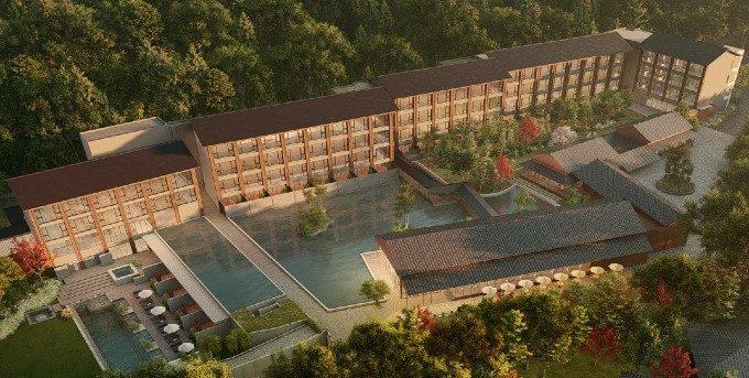 京都の自然美を望むリゾート地。ROKU KYOTO, LXR Hotels & Resortsで極上ステイ