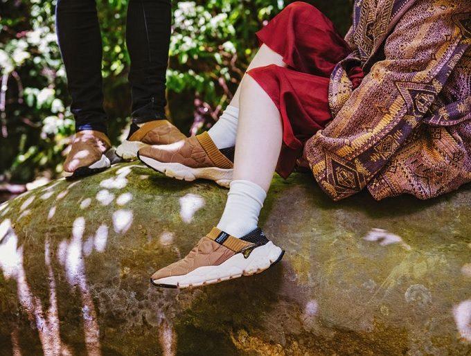 デザイン性・履き心地が両立。アウトドアにも普段使いにも履きたい秋色スニーカー
