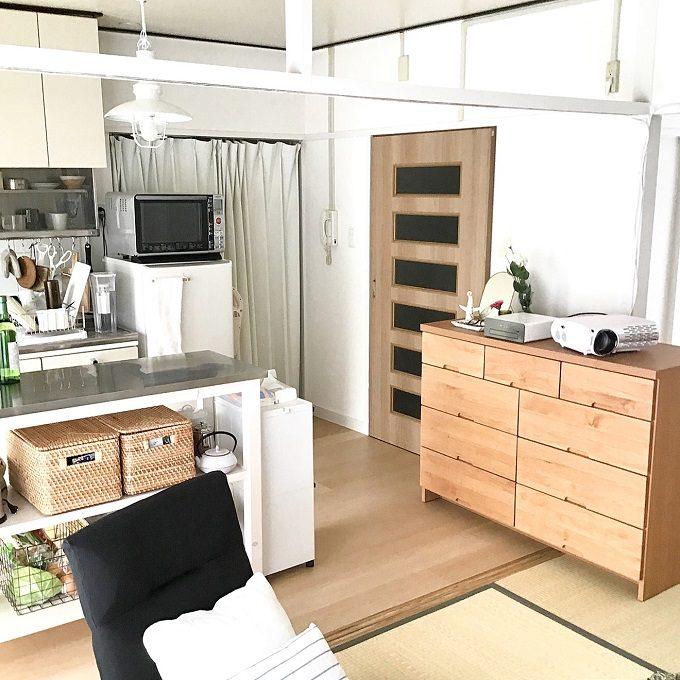 ちょっと広い部屋に引っ越したいなら。お気に入りをゆったり置ける2DK一人暮らしのすすめ