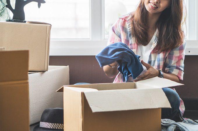 夏休み中の断捨離で出た「いらないもの」どうする?不用品を捨てずに片付ける方法10選