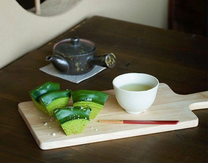 京都の老舗お茶屋さんのお取り寄せ。夏に食べたい「中村藤𠮷本店」のお茶スイーツ