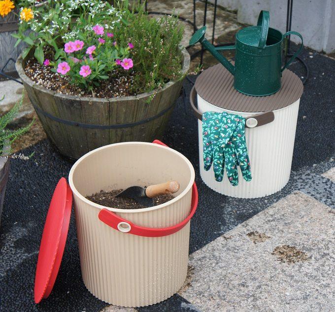 家でも外でも大活躍。収納バケツ「オムニウッティ」の9通りの使い方アイデア集
