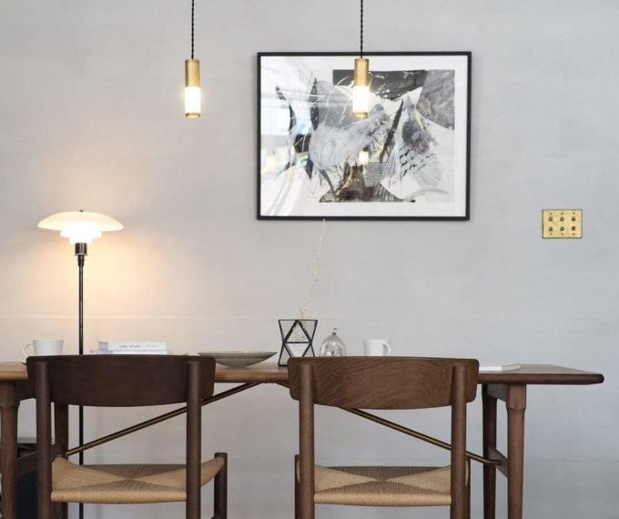 部屋をくつろぎ空間に変える。「SHINK.」のライトでつくるおしゃれな照明の飾り方