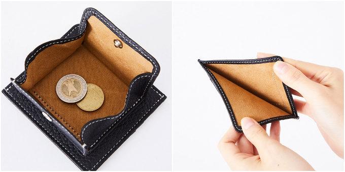 小さい・薄い・軽いのがうれしい。「blancle」のおしゃれで機能的なミニ財布