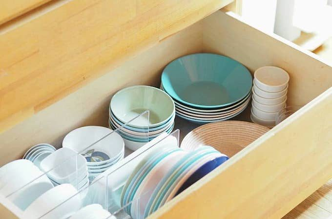 無印良品のぴったり収納で、いつも家事が快適。シンプルに暮らす人のキッチン収納を拝見