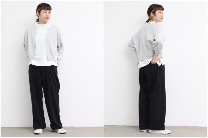 やっぱり使える「黒パンツ」。手抜きに見えない大人の垢抜けコーデ<6選>