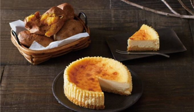 カカオやチョコレート、お芋とのミックスも。秋限定の特別なチーズケーキお取り寄せ<4選>