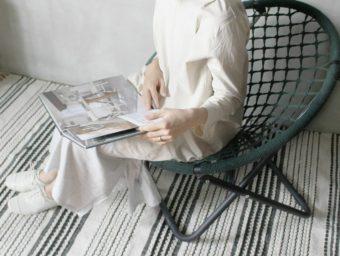 折りたたみ式やアウトドア用も。ゆったりとくつろげるリクライニングチェア<5選>