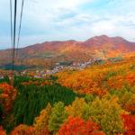 今が見頃の紅葉を満喫。この秋行きたい、大自然の中で楽...