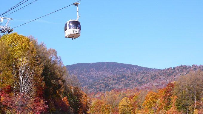 秋のお出かけにおすすめ、紅葉が絶景の福島県の裏磐梯の「グランデコリゾート」3