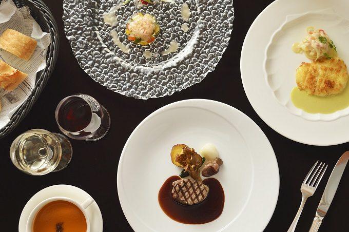 秋のお出かけにおすすめ、紅葉が絶景の福島県の裏磐梯の「裏磐梯グランデコ東急ホテル」の料理