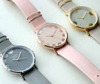 装いに華を添える。長袖からのぞかせたい、存在感ある腕時計特集