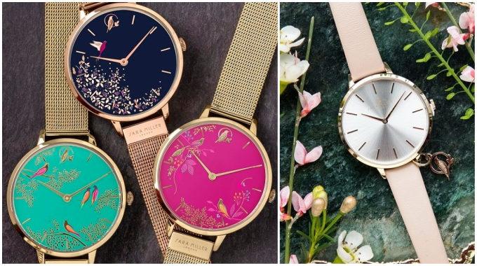 サラミラーロンドンの腕時計